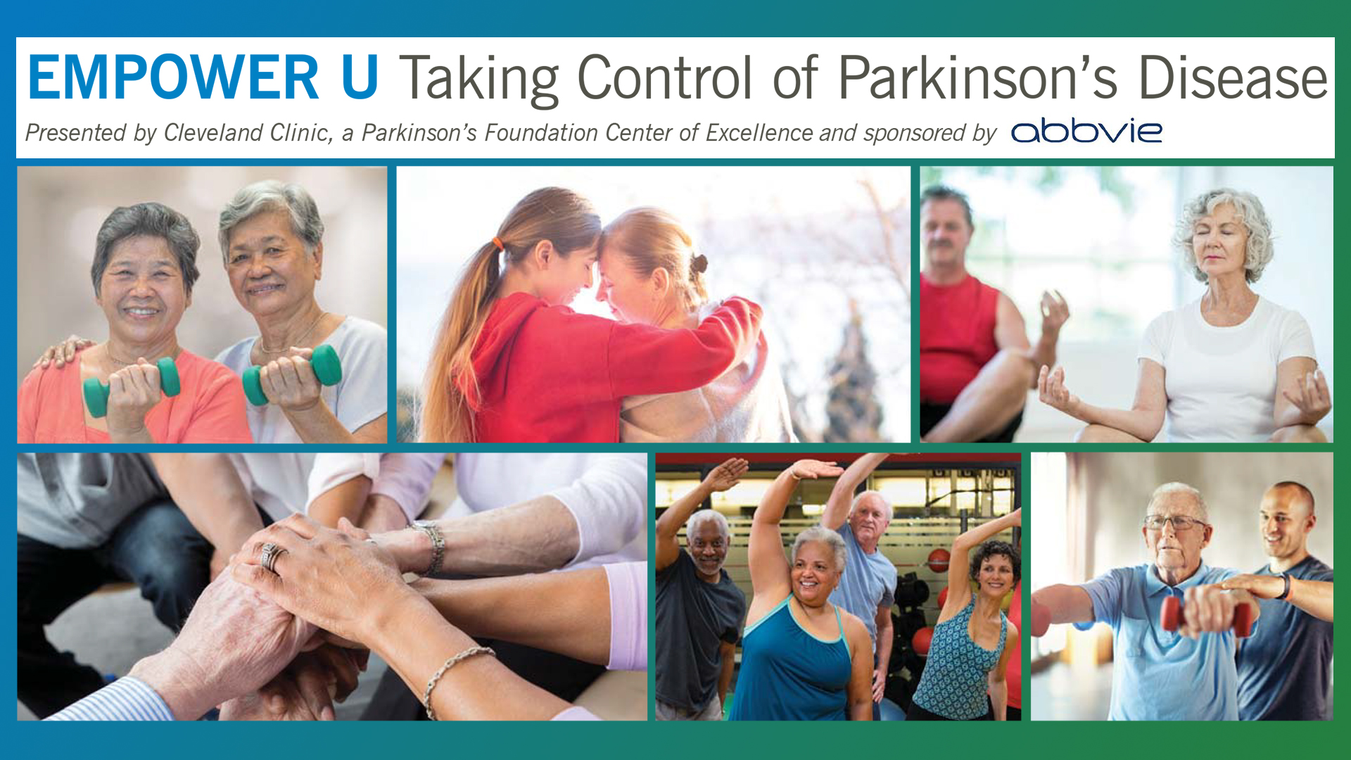 Empower-U Parkinsons Event